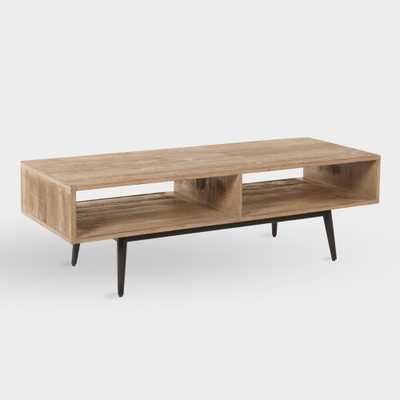 Reclaimed Pine Quinn Coffee Table by World Market - World Market/Cost Plus