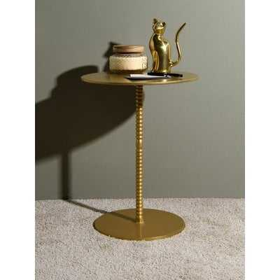 Delisle Pedestal End Table - Wayfair