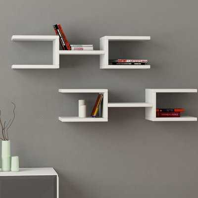 Frida Modern Wall Shelf - Wayfair