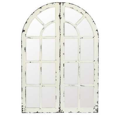 Window Panel Decorative Wall Mirror Set - Home Depot