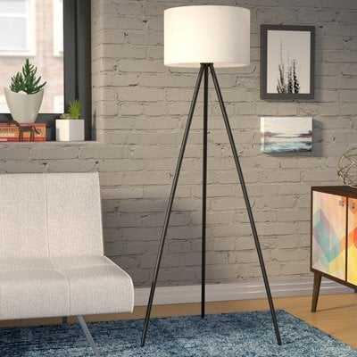 "Norine 61.25"" Tripod Floor Lamp - AllModern"