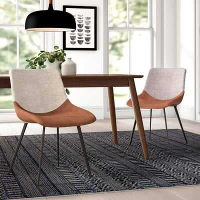 Ruben Upholstered Dining Chair (Set of 2) - AllModern