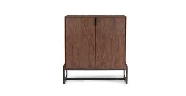 Oscuro Walnut Cabinet - Article