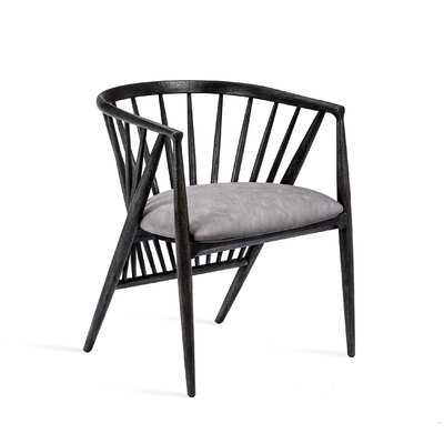 Lilou Upholstered Dining Chair - Wayfair