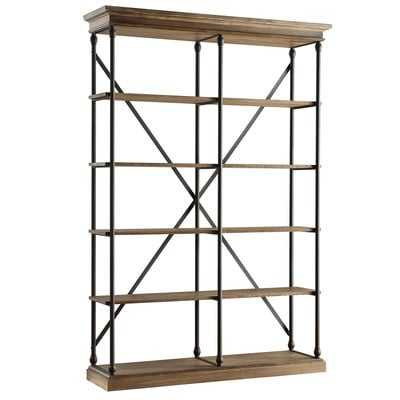 Beckwith Etagere Bookcase - Wayfair