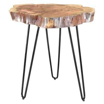 Burch End Table - Wayfair