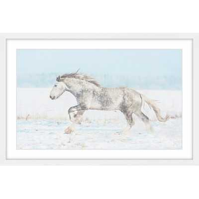'Spotted Beauty' Framed Painting Print - AllModern