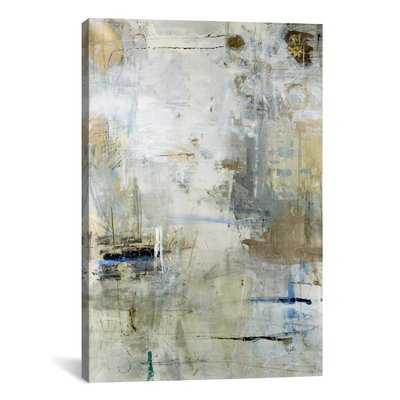 Asking for White by Julian Spencer - Picture Frame Print on Canvas - AllModern