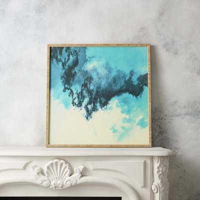 'Cloudburst' Framed Photographic Print - AllModern