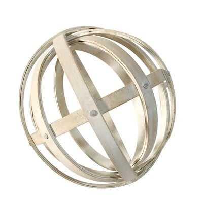 Lawyer Decorative Ball Sculpture - Wayfair
