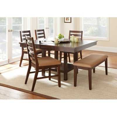 Yonkers Extendable Dining Table - Wayfair