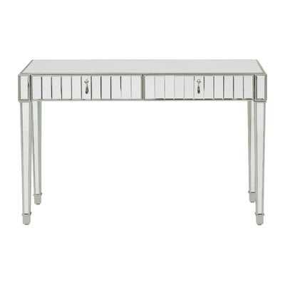 Flournoy Beveled Desk - Wayfair