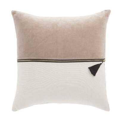 Living Kirat Textured Throw Pillow - Wayfair