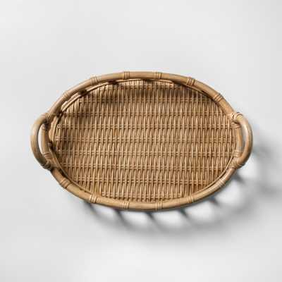 Rattan Tray - Natural - Opalhouse - Target