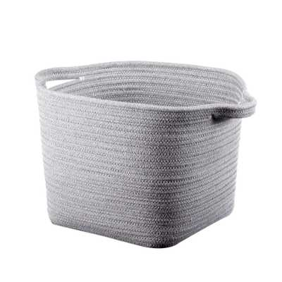 Bath Basket Medium Crate Gray - Threshold - Target