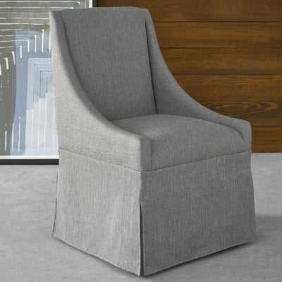 Baronta Caster Arm Chair - Wayfair