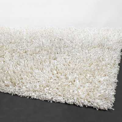 Peasely White Area Rug - Wayfair