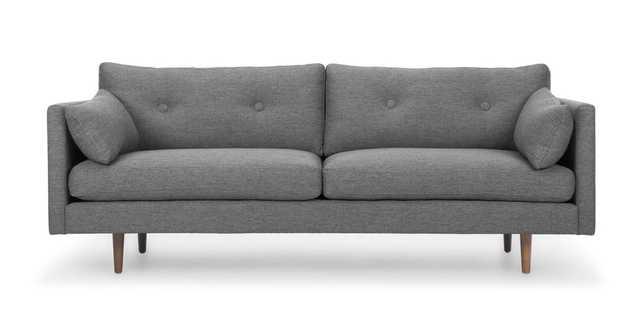 Anton Gravel Gray Sofa - Article
