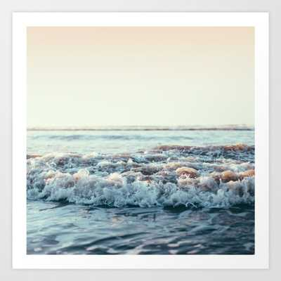 Pacific Ocean Art Print - X-Large by Floresimagespdx - Society6