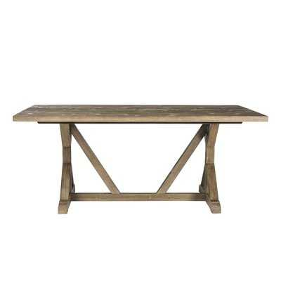 Hofmeister Trestle Dining Table - Wayfair
