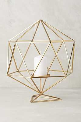 Hexacut Candleholder- Large - Anthropologie
