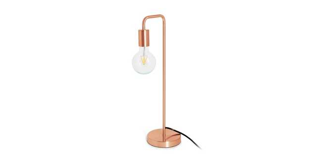 Beacon Copper Table Lamp - Article