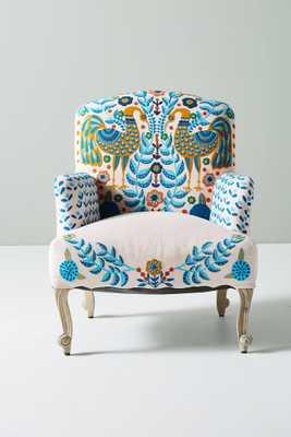 Jimena Occasional Chair - Anthropologie