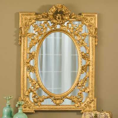 Hallam Grandeur Accent Mirror - Wayfair