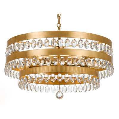 Opal 6-Light Crystal Chandelier - Wayfair
