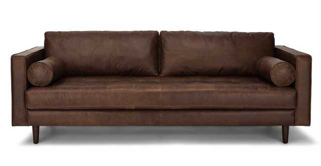 Sven Charme Chocolat Sofa - Article
