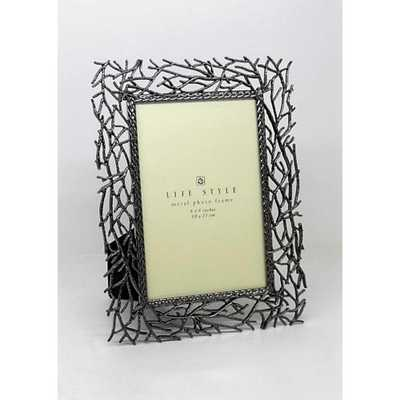 Heim Concept Twig Picture Frame 5 X 7 In., Grey - Home Depot