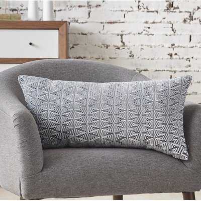 Liveva Cotton Lumbar Pillow - Wayfair