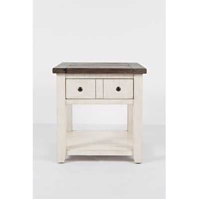 Westhoff End Table with Storage - Wayfair