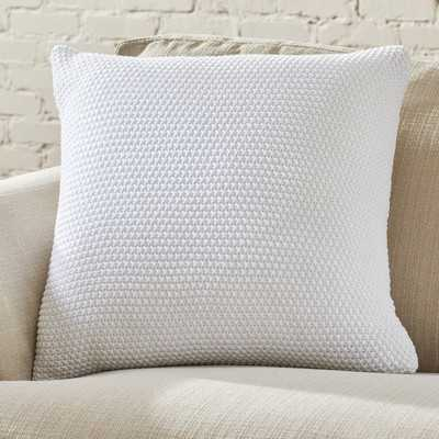 Hammond Knit Pillow Cover - Wayfair