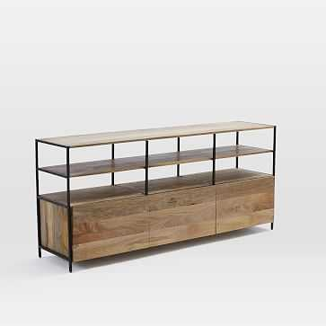 "Industrial Modular Media Console  - 67"" - West Elm"
