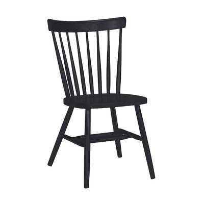 Sofia Arrowback Solid Wood Dining Chair - Wayfair