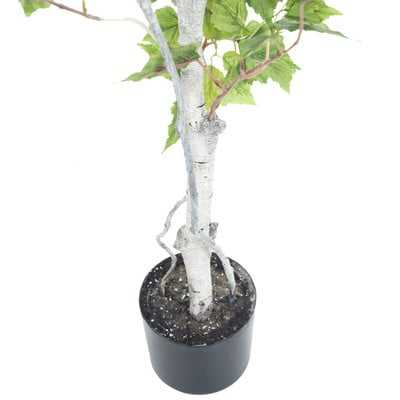 Birch Artificial Tree in Planter - Birch Lane