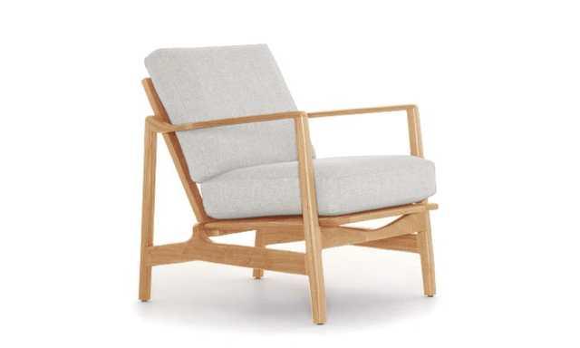 Graham Mid Century Modern Chair - Joybird
