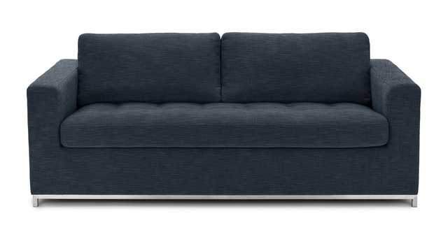Soma Midnight Blue Sofa Bed - Article