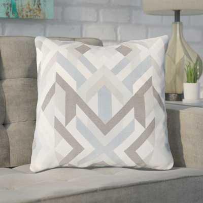 Dorsch Cotton Throw Pillow - AllModern