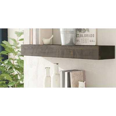 Henjes Wood Wall Shelf - Wayfair