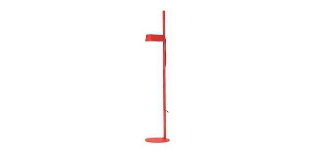 Techni Red Floor Lamp - Article