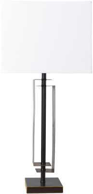 Levin 14 x 14 x 31 Table Lamp - Neva Home