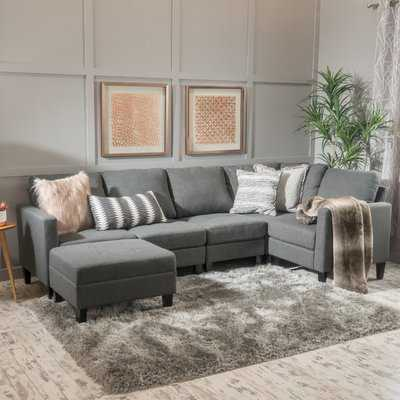 Longwood Modular Sectional with Ottoman - AllModern