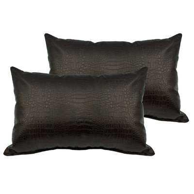 Alligator Boudoir Pillow - Wayfair