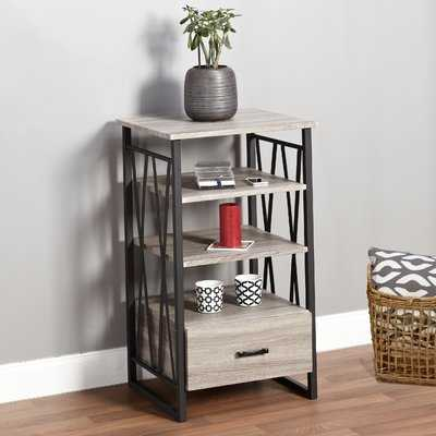 Piccolo End Table with Storage - Wayfair