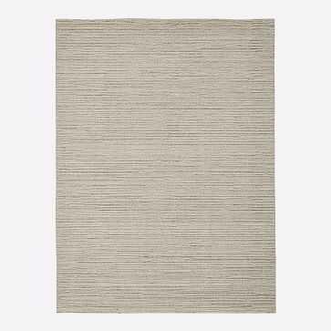 Lumini Rug, Ivory, 5'x8' - West Elm