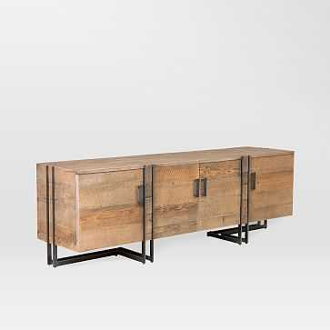 Iron Inlay Storage Console - West Elm