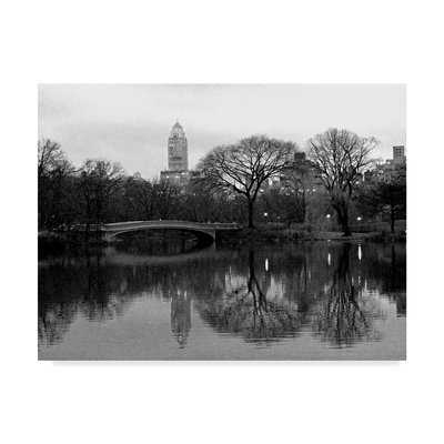 'NYC Skyline V' Photographic Print on Wrapped Canvas - Wayfair