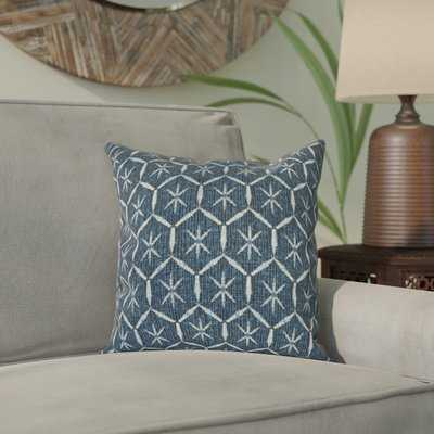 Lassiter Tufted Geometric Throw Pillow - Birch Lane